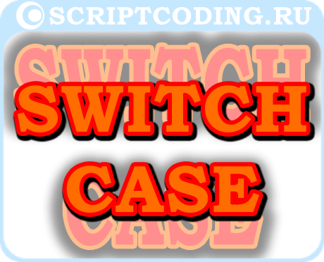 js switch case